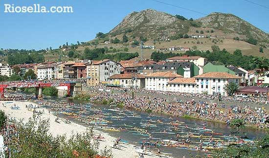 Piragues - Ribadesella