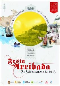 Festa da Arribada 2013