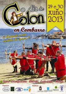 O dia de Colon Poio 2013