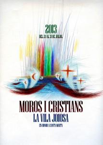moros y cristianos 2013