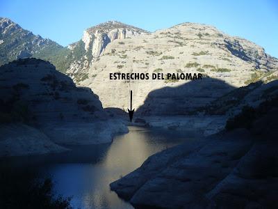 Huesca - Sierra de Guara - Estrecho del Palomar (fuente lacabrademonte.blogspot.com)