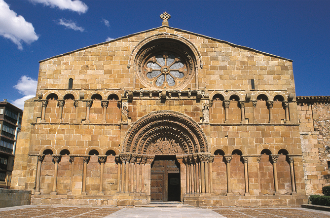 Iglesia de Santo Domingo. Soria « Cultura « Ruralgia Blog