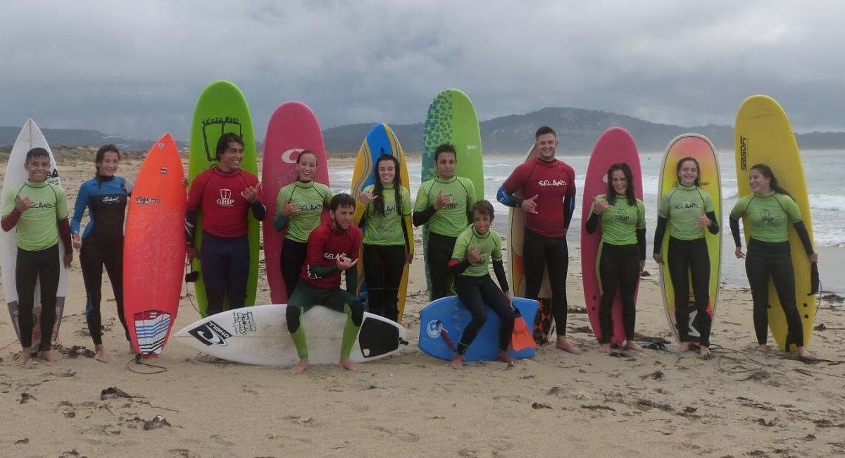 Grip_Surf_School de Corrubedo