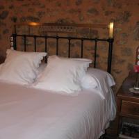 Casa Rural Ginkgos Dormitorio Melocoton