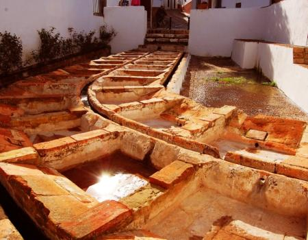 Lavadero P?blico Las Pilas, del Siglo XVIII