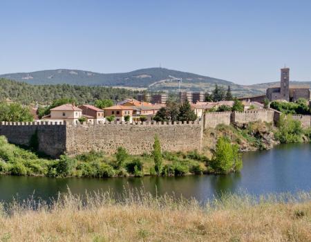 Las murallas de Buitrago del Lozoya
