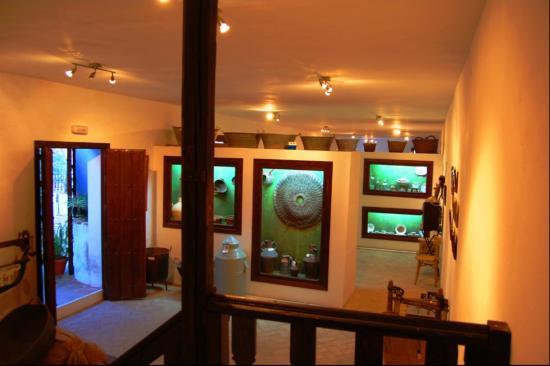 Museo de artes y costumbres Curro el Herrero