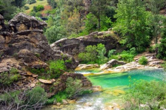 Parque Natural de Cazorla, Segura y las Villas - Senderismo