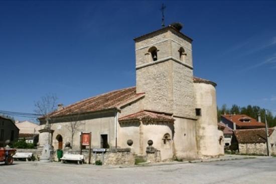 La Iglesia de Arcones