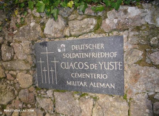 El Cementerio Alemán