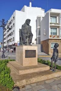 monumento camaron