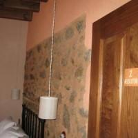 Casa Rural Ginkgos Bienvenido al Dormitorio Melocoton