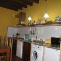 Casa Rural Ginkgos Cocina equipada