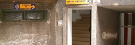 Albergue de peregrinos Santos Mártires