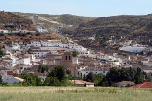 Casas Cueva El Mirador De Galera