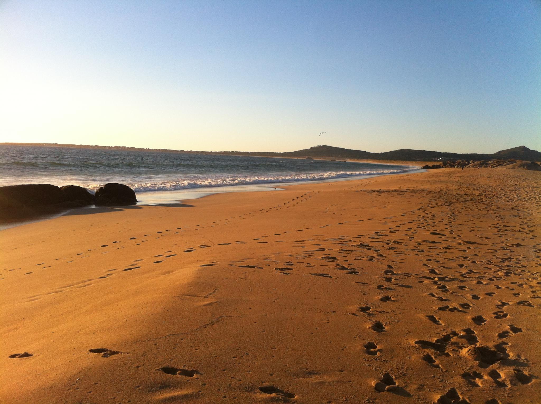 Playa de Espiñeirido