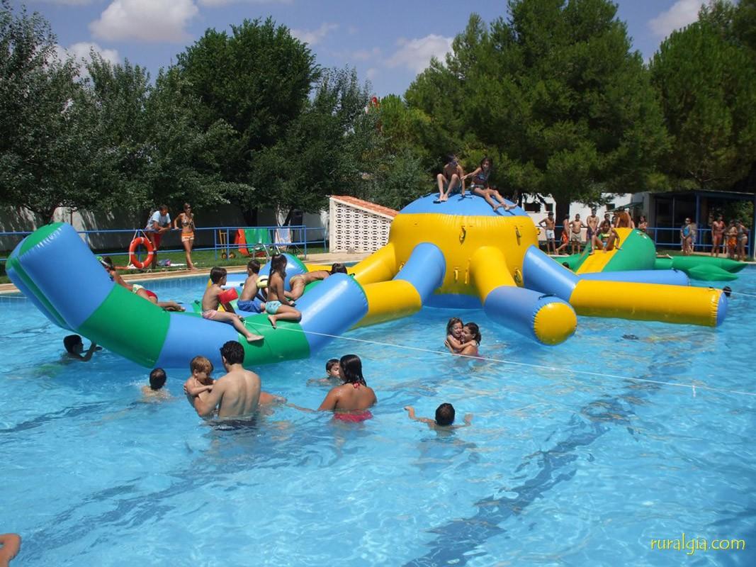 Fotos de casa rural spa for Piscina municipal albacete