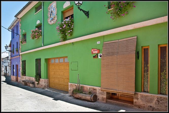El Raconet, Casa rural con SPA Privado