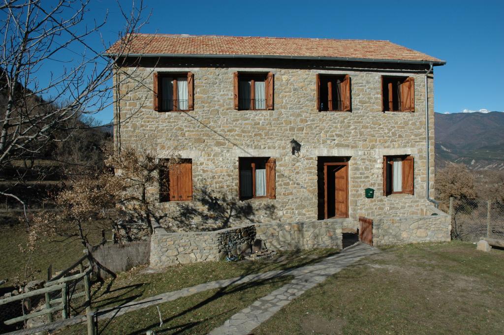 Casa rural casa escuela planillo parque nacional de ordesa y monteperdido - Trabajo en casas rurales ...