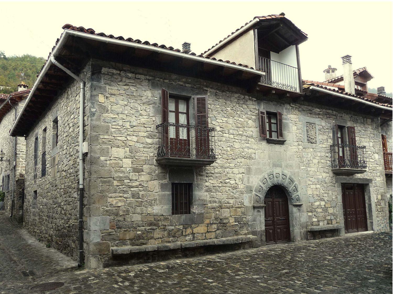 Casa rural martinttipi - Casas del pirineo ...