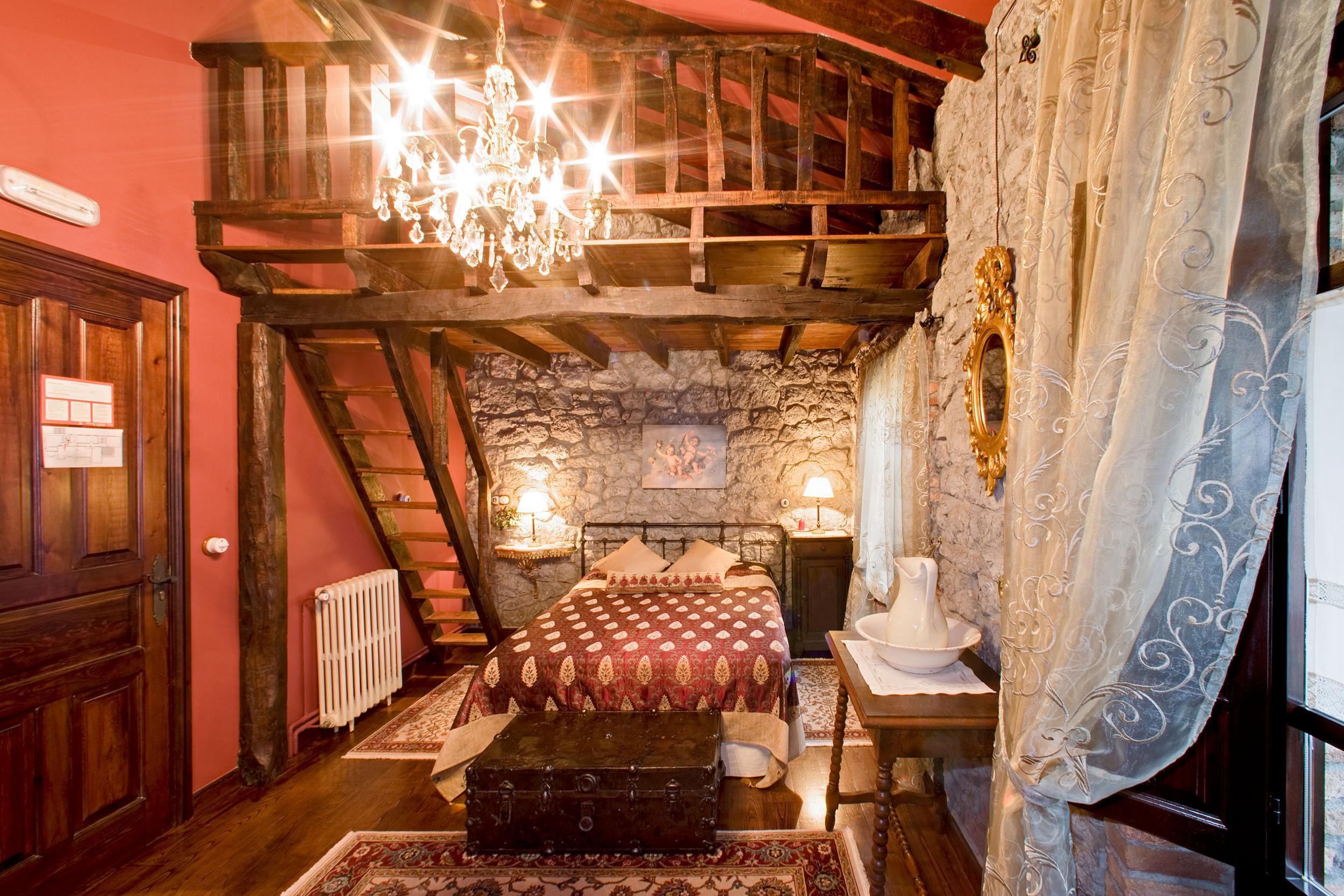 Casa rural posada de pedre a pedre a - Lavabos de piedra rusticos ...