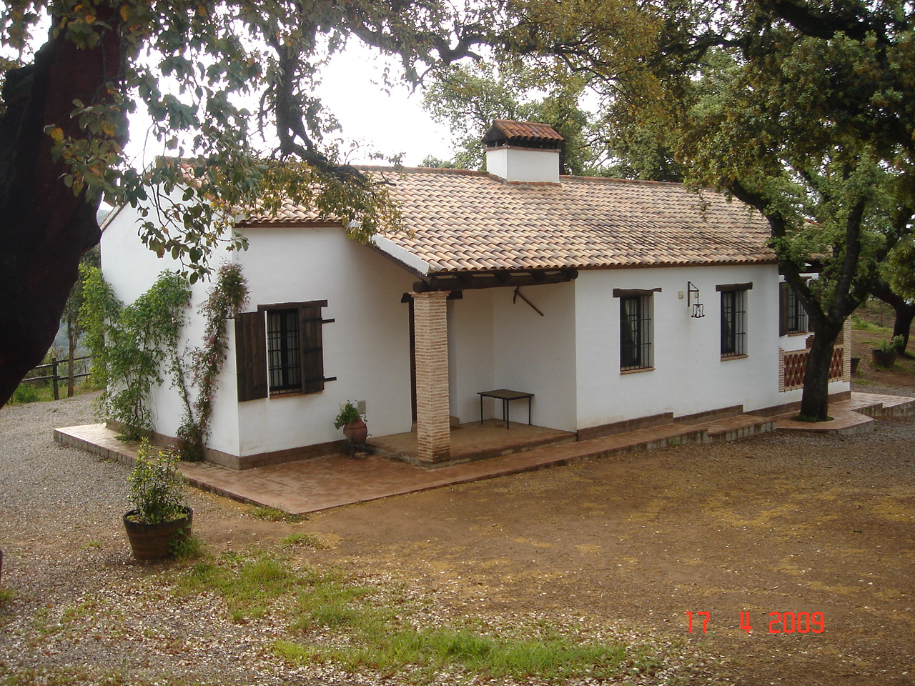 Casa rural los bogantes cazalla de la sierra - Casas en cazalla de la sierra ...