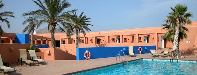 Hotel Rural Hotel De Naturaleza Rodalquilar Spa Cabo De Gata
